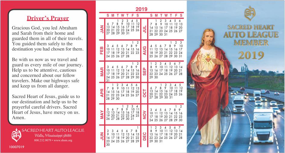 Sacred Heart Auto League - Sacred Heart Southern Missions