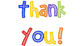 Image result for crayon Thank you