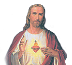 Image of the Sacred Heart
